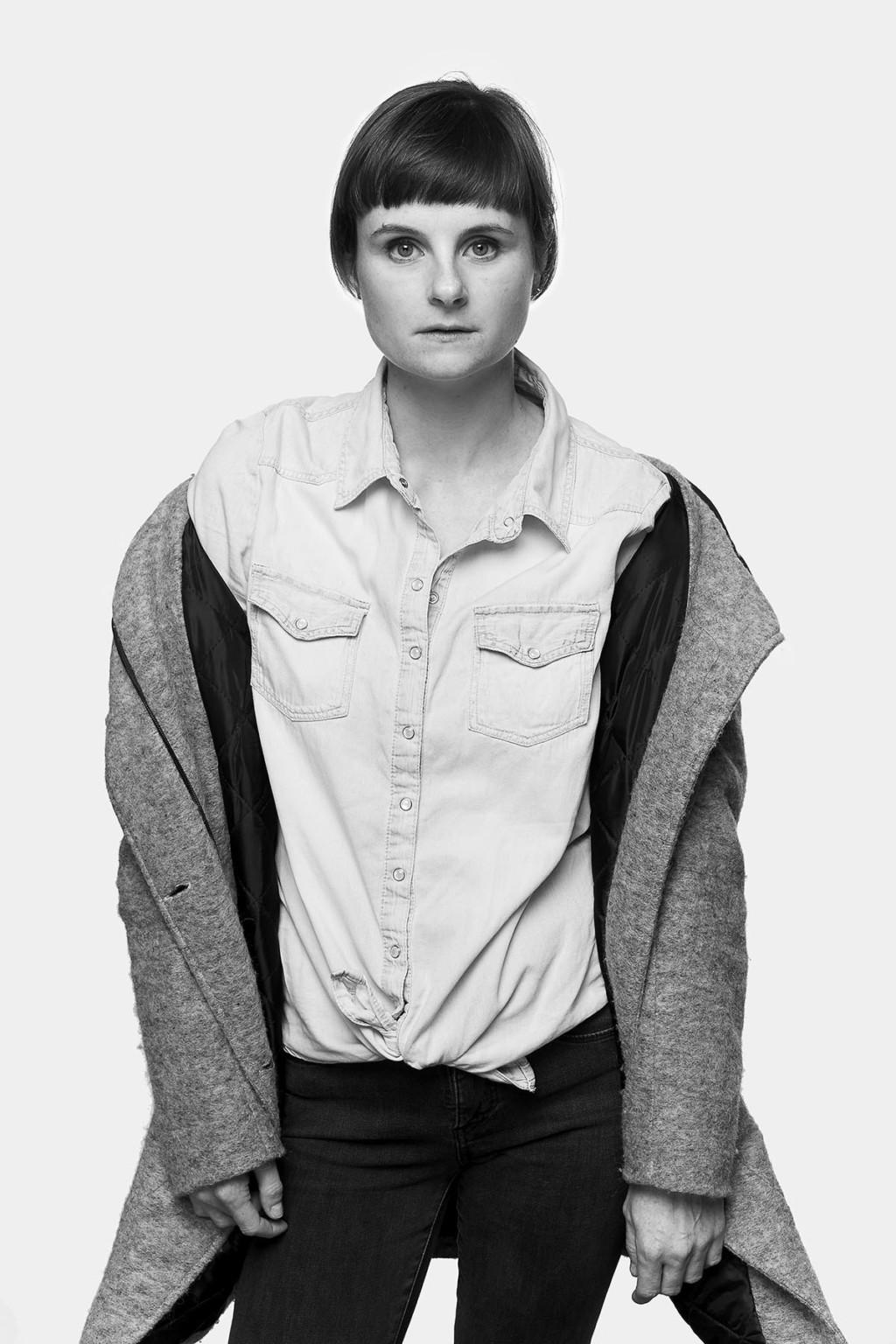 Sebastian Bänsch Fotografie SW Portrait